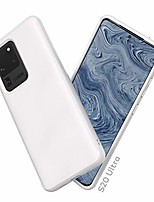 cheap -case compatible with samsung [galaxy s20 ultra] | solidsuit - shock absorbent slim design protective cover [3.5m / 11ft drop protection] - classic white