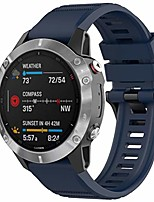 cheap -fit for garmin fenix 6 pro watch bands women men, fenix 5 plus bands, 22mm silicone replacement band straps wristband bracelet fit for garmin forerunner 945/935, approach s60/ instinct (blue)