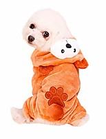 cheap -guangyuan puppy dog pet clothes hoodie warm sweater shirt puppy autumn winter coat