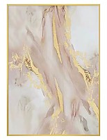 cheap -100% Hand painted Bedroom decoration Gold Abstract Oil Painting On Canvas Modern Large size Canvas Art Home Decor Picture no frame