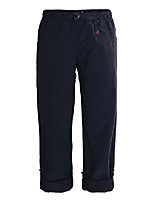 cheap -women's roll up g pants, black, size 29 x small