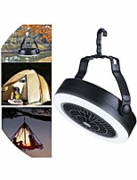 cheap -camping travel lantern 2 in 1 tent lamp and fan with hanging hook 3 way powerby fan light outdoor camping hiking night