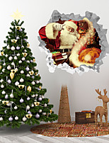 cheap -Wall Sticker New Year's Christmas Ornaments Holiday Decorations Party Garden Wedding Decoration