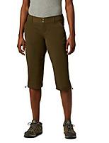 cheap -women's saturday trail ii knee pant, olive green, 6x18