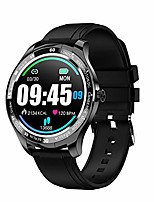 cheap -smart watch for men women,ip67 swimming waterproof smartwatch for android phones and ios phones compatible iphone samsung, fitness tracker with heart rate,blood pressure,sleep tracker(black)