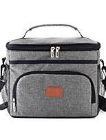 cheap -Unisex Bags Oxford Cloth Top Handle Bag Zipper 2021 Daily Wine Navy Blue Gray