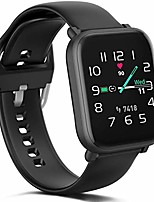 cheap -fitness smartwatch for women men, waterproof swimming smart watch with heart rate blood oxygen monitor, fitness tracker with 18 sport modes, music, sleep monitor, pedometer for iphone android phones