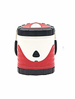 cheap -outdoor emergency light home rechargeable lamp camping lamp portable tent lamp rechargeable hanging lamp (color : red)