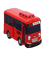 cheap -the little bus, pull-back motor toy