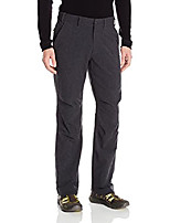 cheap -men's flex pant, charcoal, 42 x 32