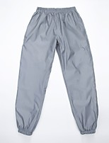 cheap -Women's Basic Streetwear Comfort Daily Going out Jogger Chinos Pants Solid Colored Full Length Pocket Luminous Gray