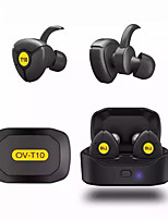 cheap -OVLENG T10 True Wireless Earbuds Wireless Bluetooth Earphones with Mic Handsfree for Smart Devices Mini TWS Earphones