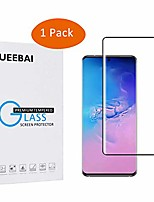 cheap -screen protector for samsung galaxy s20 ultra, [1 pack] full coverage premium 9h tempered glass screen protector case-friendly shatterproof anti-scratch easy installation protective film -black