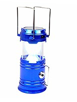 cheap -benran updated camping lantern, solar rechargeable led camp light & handheld flashlight in the bottom for hiking, camping, fishing, hurricanes, outages, emergency charging for mobilephone (blue)