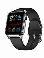 """cheap -smart watch for android and ios phone with 1.4"""" touch screen, activity fitness tracker heart rate sleep monitor,ip68 waterproof pedometer smartwatch step counter for women and men"""
