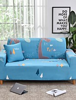 cheap -Cartoon 1-Piece Sofa Cover Couch Cover Furniture Protector Soft Stretch Slipcover Spandex Jacquard Fabric Super Fit for 1~4 Cushion Couch and L Shape Sofa,Easy to Install(1 Free Cushion Cover)