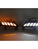 cheap -2Pcs Car Flashing Dynamic LED Dimming And Turn Signal Light LED Daytime Running Lights For Mazda 3 Axela 14-16
