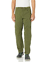 cheap -men's bayona rock climbing pants, khaki, x-small