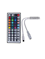 cheap -44 Key Mini IR Remote Controller Control For 3528 5050 RGB LED Strip Light