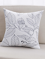 cheap -The New Cotton Canvas Simplicity Home Office Pillow Case Cover Living Room Bedroom Sofa Cushion Cover