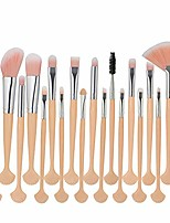cheap -makeup brush makeup brushes set powder foundation eye shadow shell-type makeup brushes contour blending make up brushes tool (20 pcs) (color : 2, size : one size)