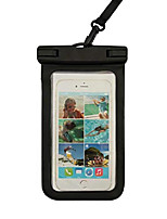 "cheap -universal waterproof pouch phone dry bag underwater tpu case for iphone 11 pro max xs max xr x 8 7 6s plus se 2020 galaxy pixel up to 6.5"",for pool beach swimming kayak paddle(black+black)"