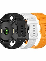 cheap -compatible with fossil men's gen 5 carlyle bands fossil women's gen 5 julianna bands replacement colourful strap bracelet, 22mm bands for fossil gen 5 smartwatch, soft and durable (3pack)
