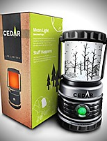 cheap -7 mode water resistant shock proof battery powered ultra long lasting up to 30 days straight 300 lumens ultra bright led lantern perfect camping lantern for hiking camping emergency hurricanes outages