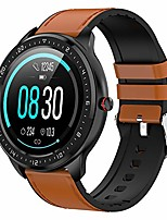 cheap -smart watch compatible with android ios phone, waterproof smartwatch for men and women, activity fitness tracker with heart rate blood pressure and sleep monitor
