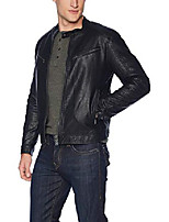 cheap -men's beam adjustment outerwear, -black, extra large