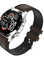 cheap -696 E12 Unisex Smartwatch Smart Wristbands Bluetooth Heart Rate Monitor Blood Pressure Measurement Sports Hands-Free Calls Information Stopwatch Pedometer Call Reminder Sleep Tracker