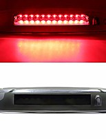 cheap -high mount stop light assembly 3rd third brake light fit for 2002-2010 ford explorer 2008-2012 ford escape (smoke)