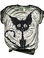 cheap -tshirts for womens,women halloween witch shirt sanderson sisters graphic shirt funny printed casual short sleeve tee tops