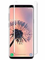 cheap -screen protector compatible galaxy s8 plus,full coverage friendly and bubbles free scratchproof tempered glass,easy installtion compatible samsung galaxy s8 plus [2 pack]