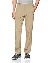 cheap -men's bug barrier everyday traveler pants, khaki, size 32