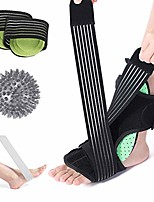 cheap -plantar fasciitis night splint kit 4pcs - adjustable foot drop orthotic brace dorsal night splint ankle brace for plantar fasciitis, effective foot correction & pain relief