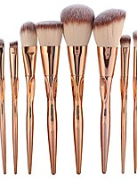 cheap -makeup brushes,8pcs/set makeup brushes foundation eyeshadow blush lip blending cosmetic tool kit concealers eye shadows make up brushes (rose gold)
