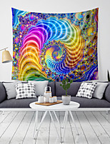 cheap -Wall Tapestry Art Decor Blanket Curtain Picnic Tablecloth Hanging Home Bedroom Living Room Dorm Decoration Polyester Fantasy And Colorful Color Combinations Are Very Beautiful