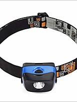 cheap -outdoor headlights, led energy-saving headlights - split headlights - night fishing glare long-range - (color : orange)