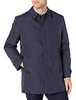 cheap -hart schaffner marx men's rain-down coat with zip-out down liner, navy, xxl