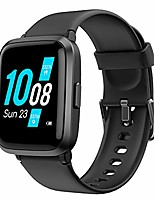 cheap -smart watch 2020 ver. watches for men women fitness tracker blood pressure monitor blood oxygen meter heart rate monitor ip68 waterproof, smartwatch compatible with iphone samsung android phones