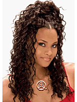 "cheap -model model glance soft deep curl model model glance hair weave 14"" color: 4"
