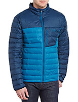 cheap -men's dynotherm down jacket, phoenix blue, hardwear navy, 2xl