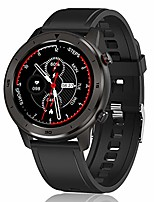 "cheap -smart watch,  smartwatch hr, touchscreen 1.3"" fitness watch with blood pressure monitor, ip68 waterproof fitness watch, 15 days battery life compatible with android phones and iphone"