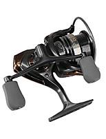 cheap -Fishing Reel Spinning Reel 7.1:1 Gear Ratio+6 Ball Bearings Sea Fishing / Bait Casting / Freshwater Fishing / Trolling & Boat Fishing / Hand Orientation Exchangable