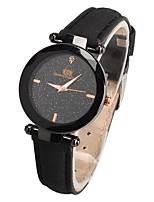 cheap -Women's Quartz Watches Quartz Stylish Fashion Casual Watch Analog Black Blue Purple / One Year / PU Leather