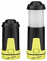 cheap -multifunction retractable camping lights flashlight outdoor portable lantern mini tent light emergency lamp pocket torch aaa