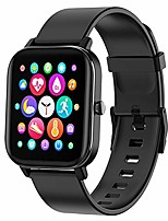"cheap -smart watch,1.4"" full touch screen smartwatch,waterproof ip68 fitness tracker with heart rate monitor and sleep monitor,step and distance counter,smart watch for men women for iphone android"