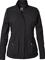 cheap -women's discovery convertible jacket, jet black, large