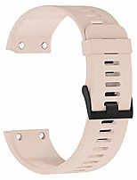 cheap -watch strap asual olorful pin buckle accessories wrist band tpe hion unisex sport replacement adjustable smart for garmin forerunner 35(light coffee)